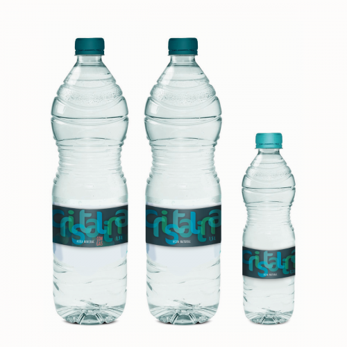 Diseño y packagin agua cristalina