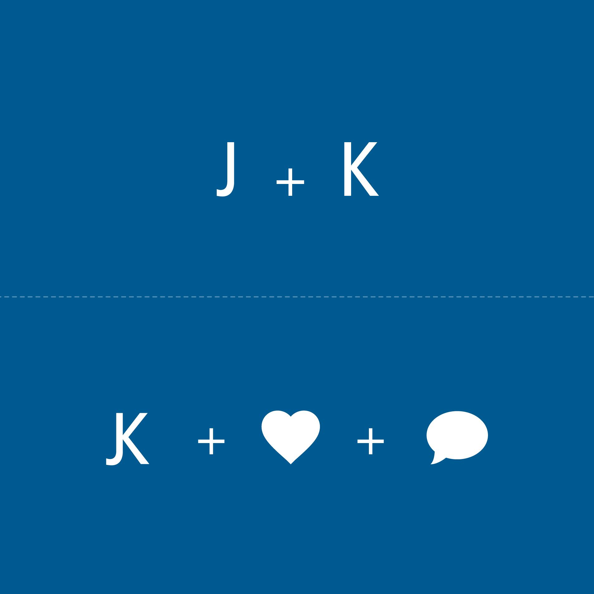diseño de marca de la clínica jk salud